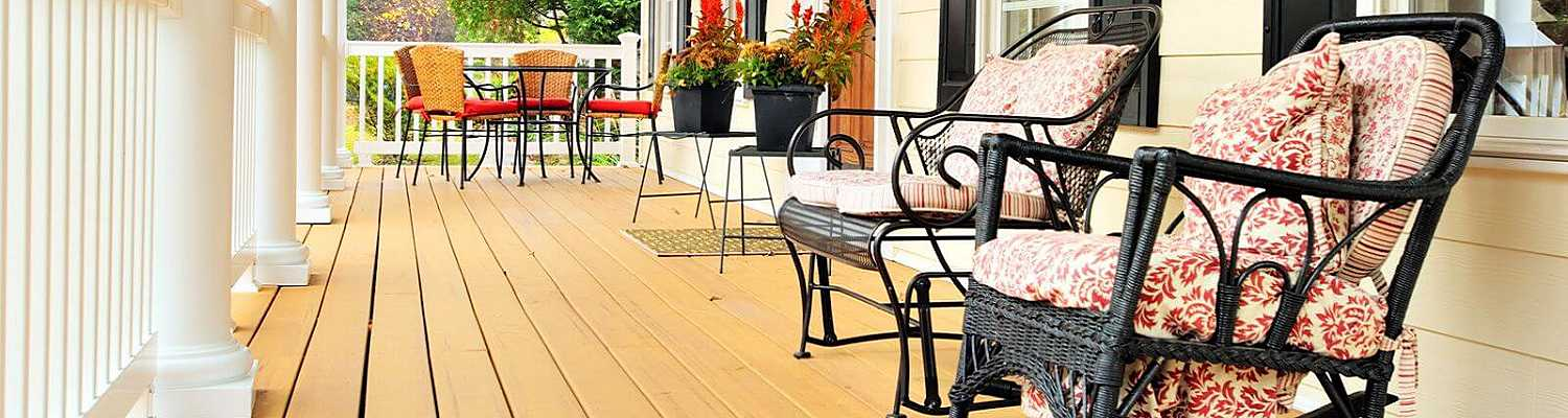 Decorate Your Front Porch to Add Character to Your Home