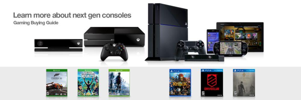 Next Gen Consoles