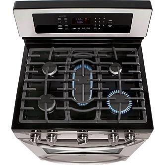 A beginner 39 s guide to buying a range sears for Gas stove buying guide