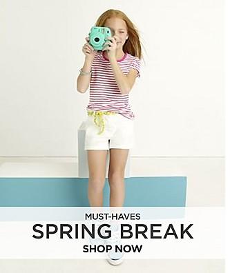 Spring break must haves
