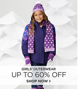 Outerwear Up to 60% off