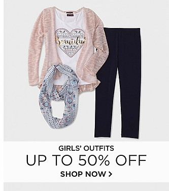 Outfits up to 50% off
