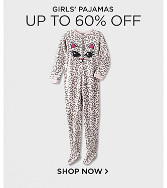 Up to 60% Off Pajamas
