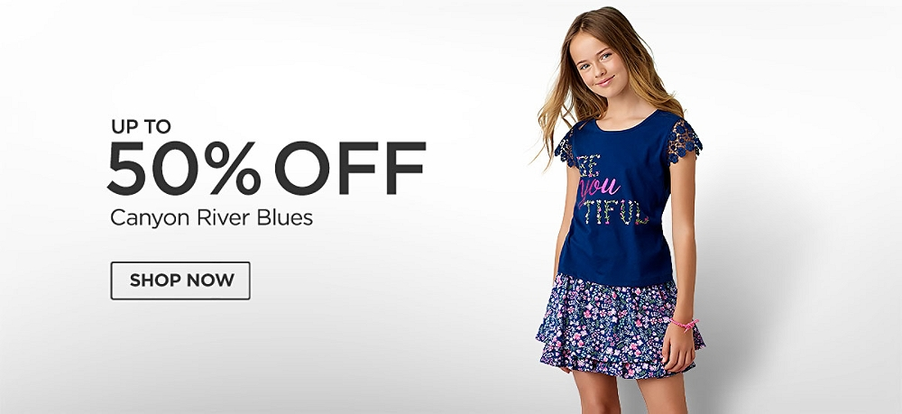 Up to 50% Off Canyon River Blues