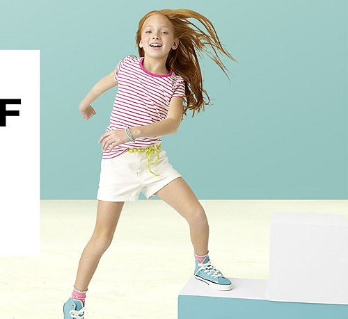 ONLINE + IN-STORE!  Extra 20% off When You Spend $50 or more on Clothing and Accessories with code SPRING. Ends 3/25/17. Exclusions Apply. See Details.