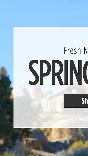 Spring Styles! Fresh New Arrivals!