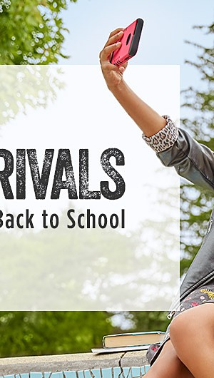 New Arrivals! Perfect Looks for Back to School
