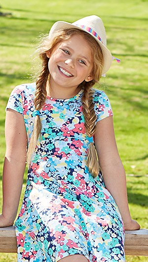 Up to 60% off Summer Styles for Girls