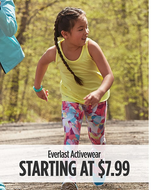 Everlast Activewear Starting at $7.99