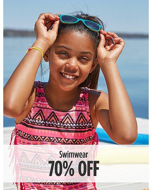 70% off Swimwear