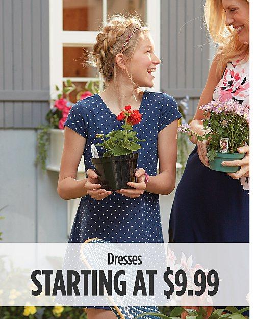Dresses Starting at $9.99