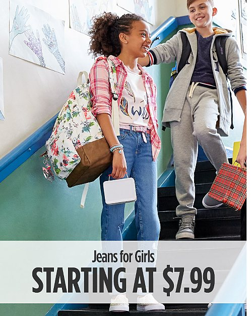 Jeans Starting at $7.99