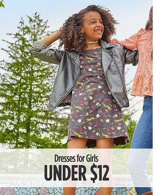 Dresses for Girls Under $12