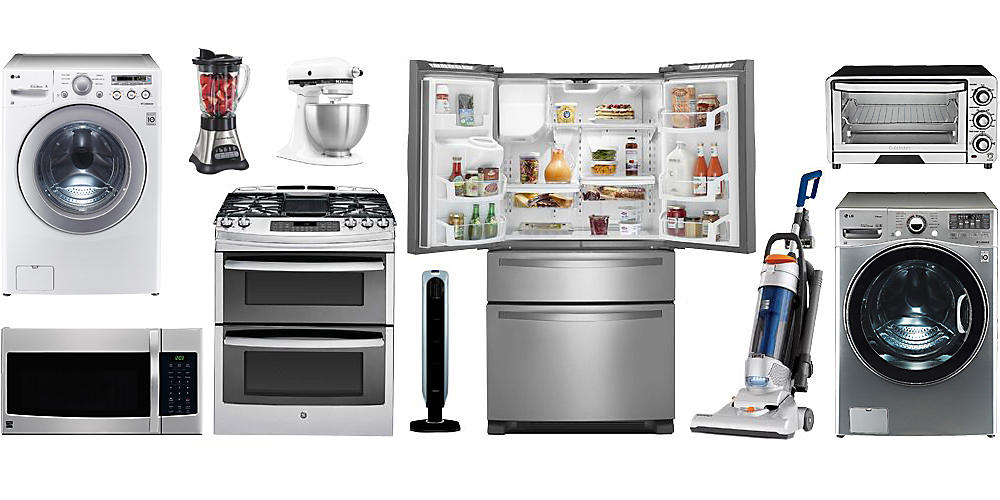 Home Appliances Articles Find info on Large Small