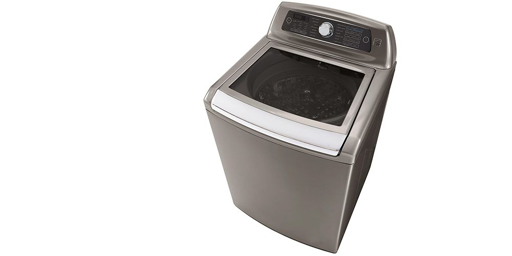 HE washers are typically larger than standard washers