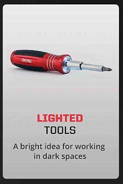 Lighted Tools
