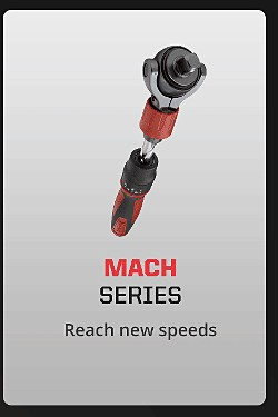Reach New Speeds