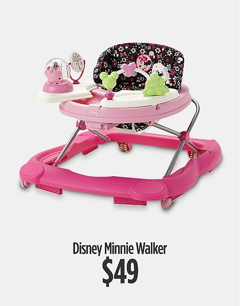 $49 Disney Minnie Walker
