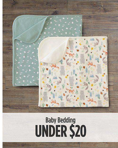 Baby Bedding under $20