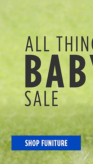 All things baby sale. Shop furniture