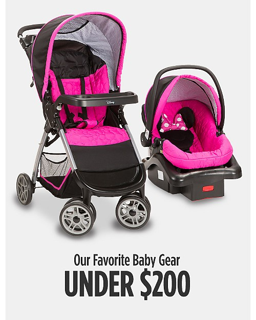 Our Favorite Baby Gear Under $200