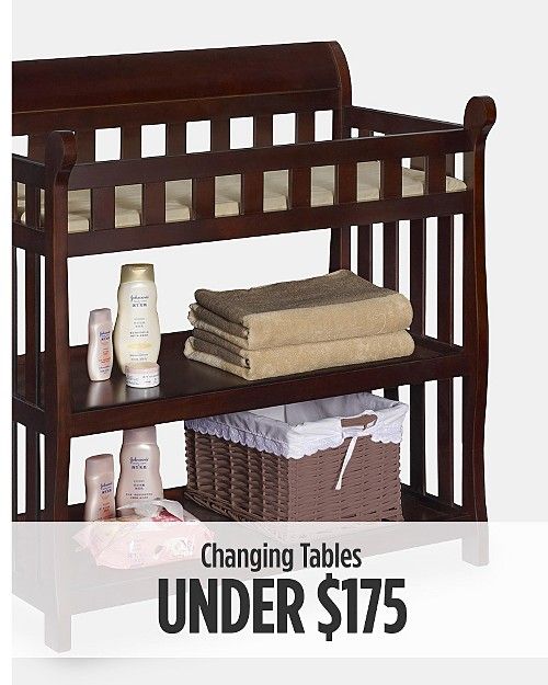 Changing Tables Under $175