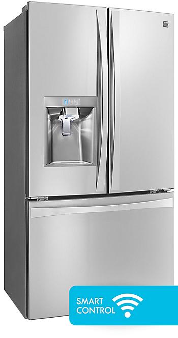 Kenmore Elite Smart Refrigerator
