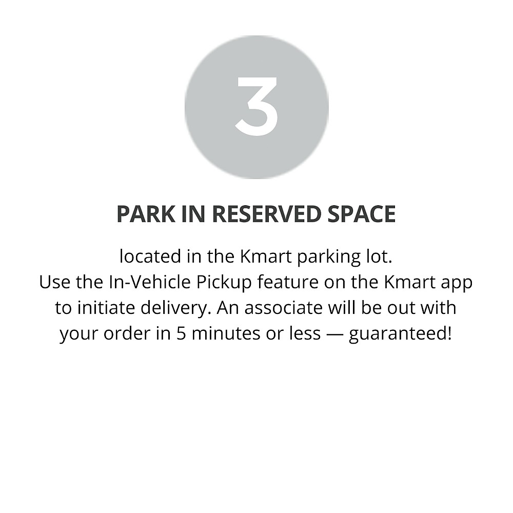 Park in reserved space