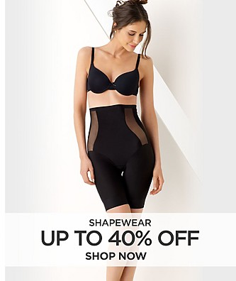 Up to 40% off Shapewear