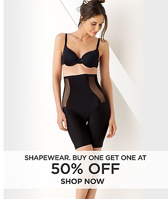 Shapewear Buy One Get One at 50% off