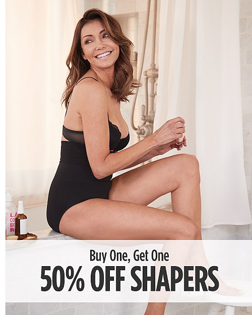 Buy one, get one 50% Shapers
