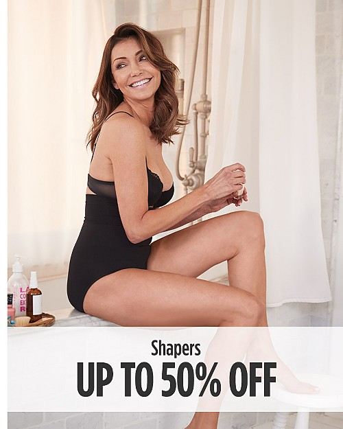 Up to 50% off Shapers