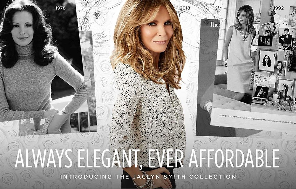 always elegant, ever affordable - introducing the new jaclyn smith collection