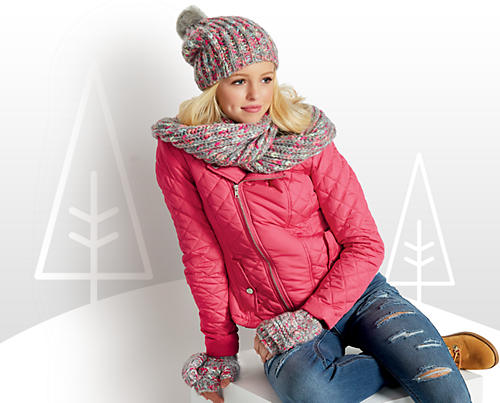 Shop Outerwear for Juniors Jackets, Coats, Vests, Puffer Jacket