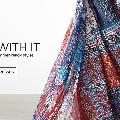 Juniors Dresses&#x3b; Skater&#x3b; Maxi&#x3b; Midi&#x3b; Sun Dress