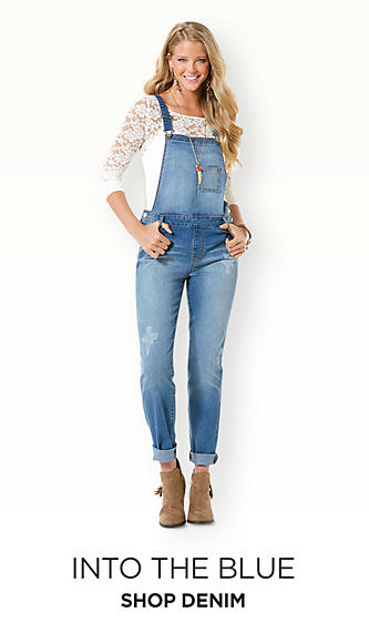 Shop Denim Jeans Overalls