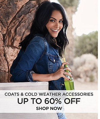 Up to 60% Off Coats & Cold Weather Accessories for Juniors