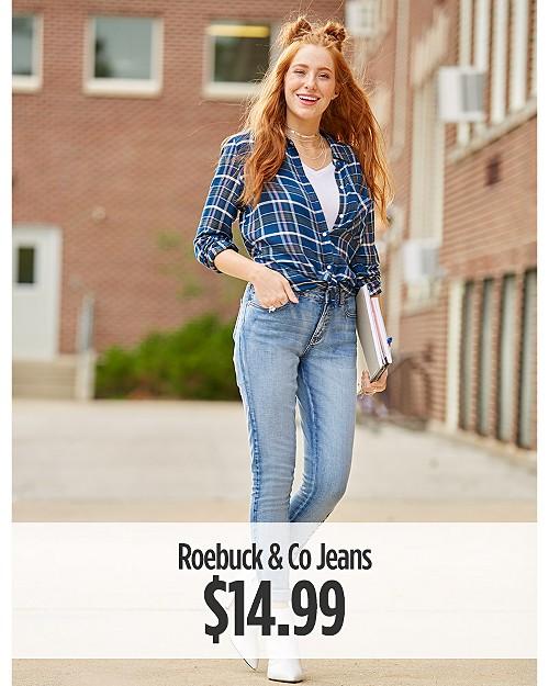 $14.99 Roebuck & Co Jeans