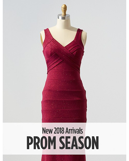 Prom Season! New 2018 Arrivals