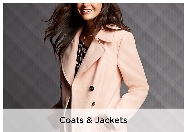 Juniors Coats & Jackets