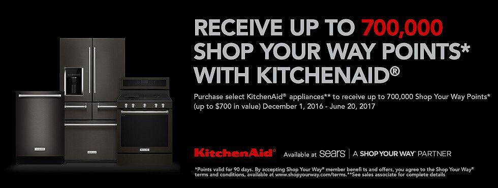 KitchenAid Appliance Deals