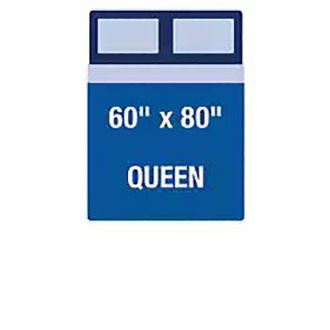 Queen Mattress Diagram