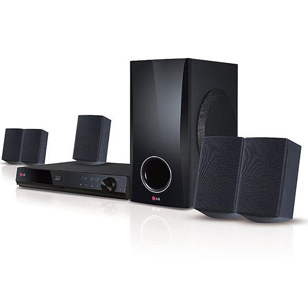 Benefits of surround sound