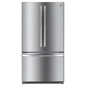 Kenmore 26.1 cu. ft. French Door Refrigerator with Fingerprint Resistant Material