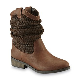Woman's Slouchy Boot