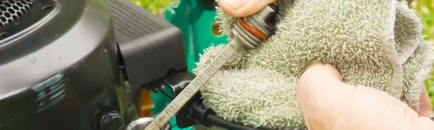 DIY: How to Change Your Push Mower's Oil - Sears