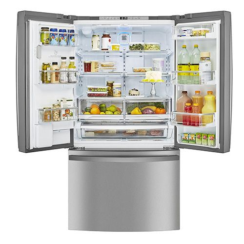 Kenmore Elite 74113 31.7 cu. ft. Smart French Door Refrigerator