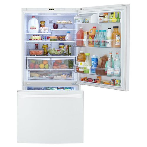 Kenmore Elite 79042 24.1 cu. ft. Bottom-Freezer Refrigerator