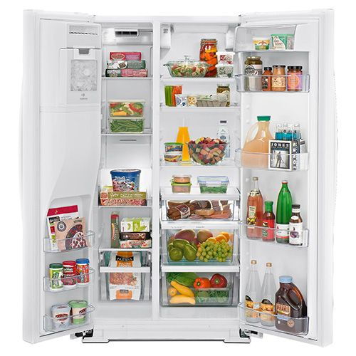 Kenmore 51782 21 cu. ft. Side-by-Side Refrigerator