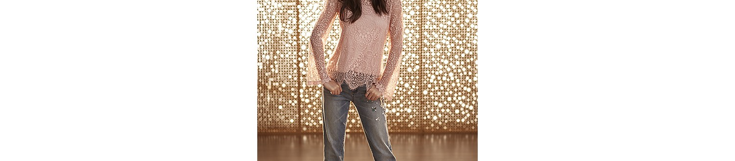 Embellished Jeans from Simply Styled
